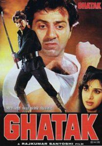 Ghatak a indian movie by sunny deol