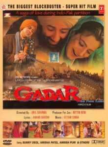 Gadar a indian movie by sunny deol