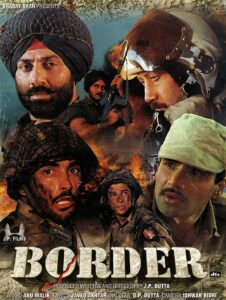 Border a indian movie by sunny deol and several other actors
