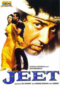 Jeet a indian movie by sunny deol