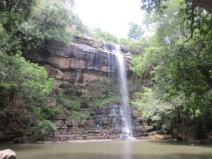 Mallelateerdham Falls