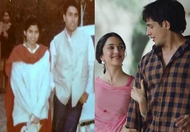 Vikram batra girfriend dimple cheema and himself in shershaah movie