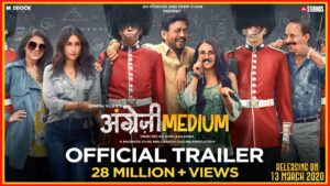 angrezi medium is one of the best and latest comedy movies