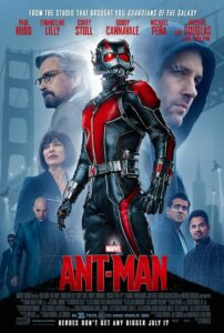 Ant man introduces a new hero in the Marvel universe