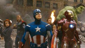 avengers 1 is the biginning of multi-starrer Marvel movies