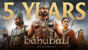 bahubali the beginning is one of the most popular movies in the world dubbed in Hindi
