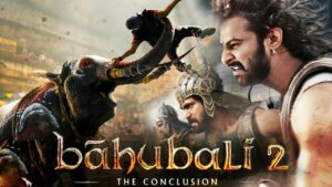 bahubali the conclusion is the end of the widely successful South Indian franchise