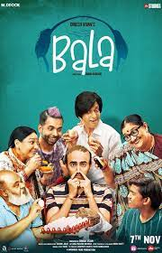 bala is funny and entertaining