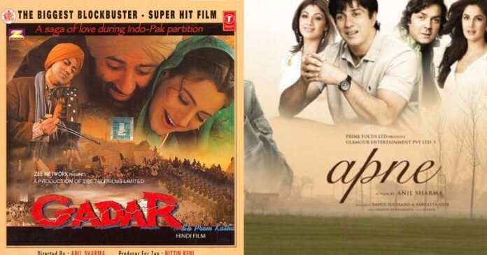 best sunny deol movies list