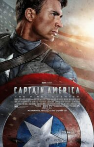 captain america the first avenger is your introduction to the Marvel movies