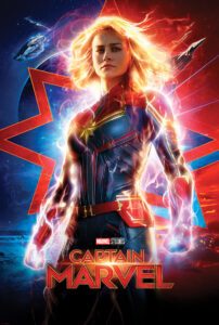 captain marvel is one of the new Marvel movies