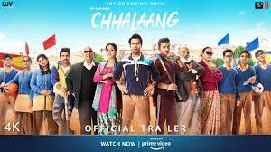 challang is a hindi comedy movie that is new