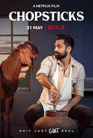 chopsticks is latest indian comedy movie