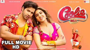 coolie no. 1 is an indian comedy movie