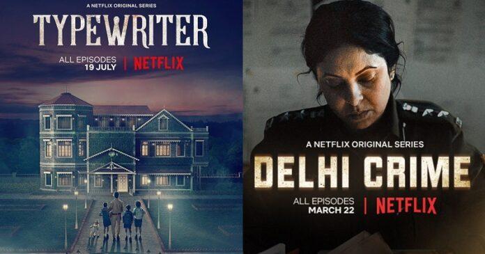hindi web series on netflix