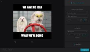 Promo best meme creator app