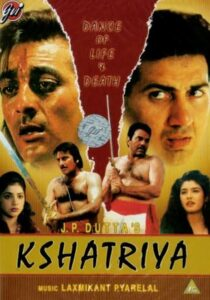 Kshatriya a hindi movie of sunny deol