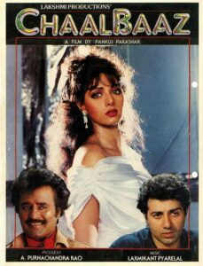 Chalbaaz a indian movie of sunny deol
