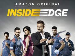 inside edge is a compelling Indian web series