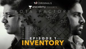 Kota Factory is a must watch on the best 10 web series list