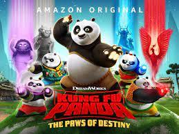 kung fu panda web series in Hindi