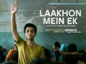 laakhon mein ek is a must watch for all as it deals with students' anxiety