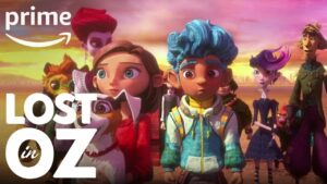 lost in oz hindi dubbed animated
