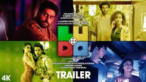 ludo is an indian comedy movie