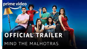 mind the malhotaras is a funny series on Amazon Prime Video