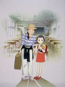 only yesterday anime