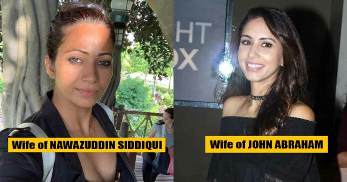 life partners of famous bollywood stars in real life listed