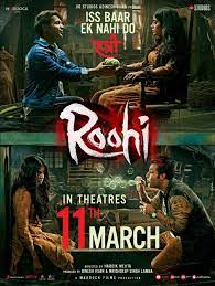 Roohi is a funny Indian comedy movie