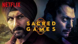 Sacred Games is easily among the top 10 seires in the world