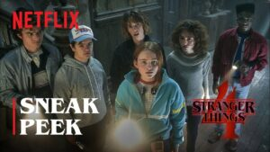 stranger things is an excellent web series
