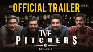 TVF's Pitchers is one of the most viewed series on YouTube