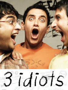 best bollywood comedy movies is 3 idiots