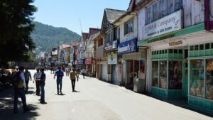 mall road places to visit in shimla for couples