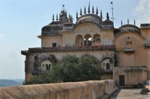 Bala Quila Fort, also known as the Alwar Fort