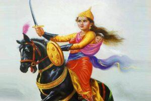 rani lakshmi bai top freedom fighters of india