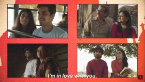 taj mahal romantic web series
