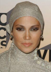 jlo tryin different hijab styles