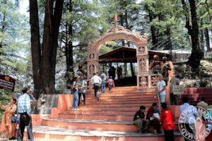 jakhoo is the best place to visit in shimla
