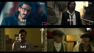 Ray indian web series