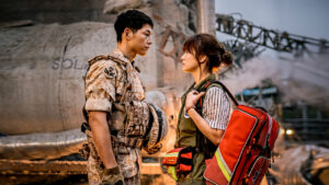 descendents of the sun hollywood web series in hindi