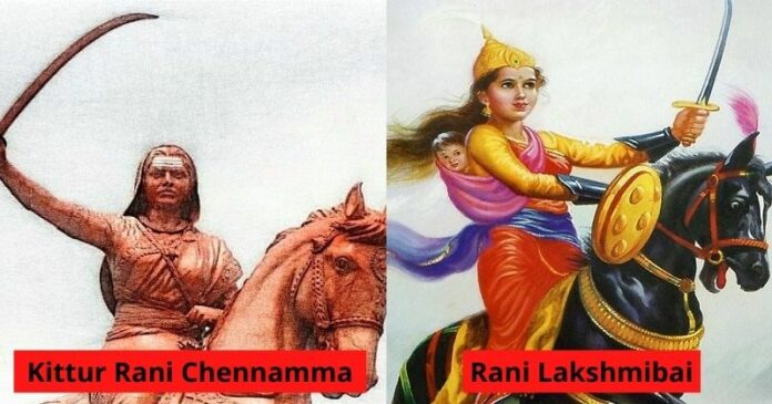 Indian women freedom fighters