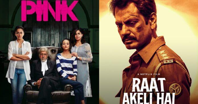 Best thriller movies on netflix
