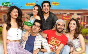 college romance romantic web series indian desi