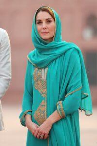 kate middleton in hijab