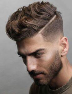 hairstyle inspiration for the men to look professional