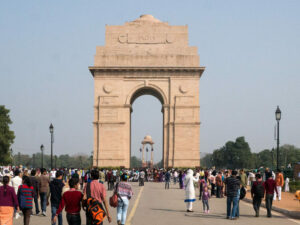 india gate historical monuments of india